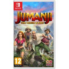 Jumanji: The Video Game/Джуманджи: Игра (русская версия) (Nintendo Switch)