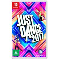 Just Dance 2017 (русская версия) (Nintendo Switch)