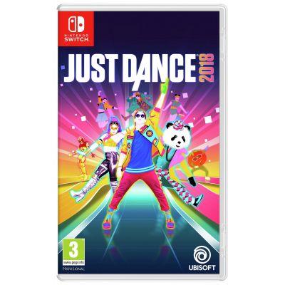 Just Dance 2018 (русская версия) (Nintendo Switch)