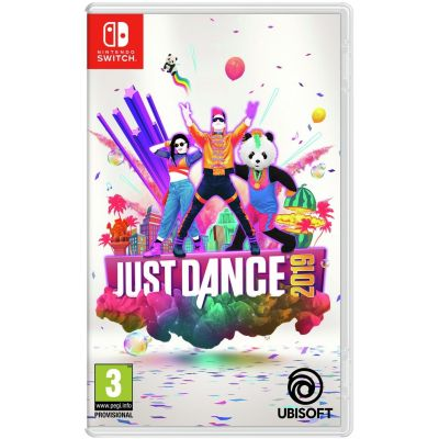 Just Dance 2019 (русская версия) (Nintendo Switch)
