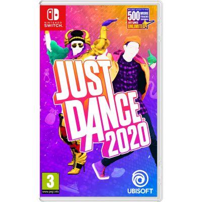 Just Dance 2020 (русская версия) (Nintendo Switch)