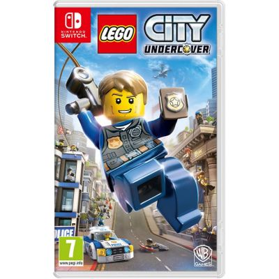 Lego City Undercover (русская версия) (Nintendo Switch)