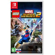LEGO: Marvel Super Heroes 2 (русская версия) (Nintendo Switch)