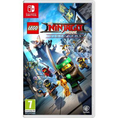 Lego Ninjago Movie Video Game (русская версия) (Nintendo ...