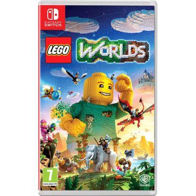 LEGO Worlds (русская версия) (Nintendo Switch)