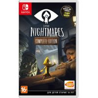 Little Nightmares Complete Edition (русская версия) (Nintendo Switch)