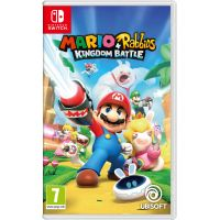 Mario + Rabbids Kingdom Battle (русская версия) (Nintendo Switch)