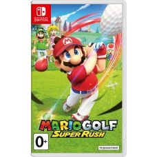 Mario Golf: Super Rush (русская версия) (Nintendo Switch)