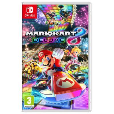 Mario Kart 8 Deluxe (русская версия) (Nintendo Switch)