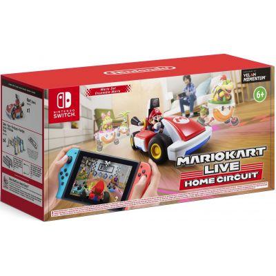Mario Kart Live: Home Circuit - Mario (русская версия) (Nintendo Switch)