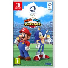 Mario & Sonic at the Olympic Games Tokyo 2020 (русская версия) (Nintendo Switch)