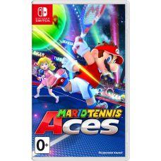 Mario Tennis Aces (русская версия) (Nintendo Switch)
