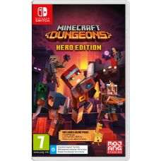 Minecraft Dungeons: Hero Edition (русская версия) (Nintendo Switch)