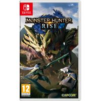 Monster Hunter Rise (русская версия) (Nintendo Switch)