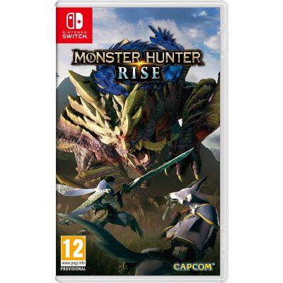 Monster Hunter Rise (русская версия) (Nintendo Switch)