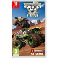Monster Jam Steel Titans (русская версия) (Nintendo Switch)