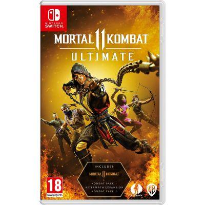 Mortal Kombat 11 Ultimate (русская версия) (Nintendo Switch)