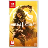 Mortal Kombat 11 (русская версия) (Nintendo Switch)