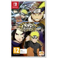 Naruto Shippuden: Ultimate Ninja Storm Trilogy (русская версия) (Nintendo Switch)