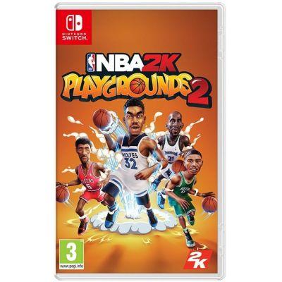 NBA 2K Playgrounds 2 (русская версия) (Nintendo Switch)