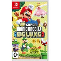 New Super Mario Bros. U Deluxe (русская версия) (Nintendo Switch)