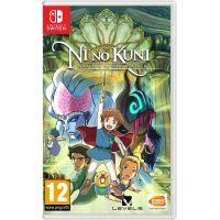 Ni no Kuni: Wrath of the White Witch/Гнев Белой ведьмы (русская версия) (Nintendo Switch)