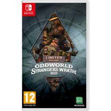 Oddworld: Stranger's Wrath Limited Edition (русская версия) (Nintendo Switch)