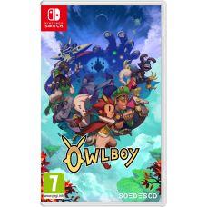 Owlboy (русская версия) (Nintendo Switch)