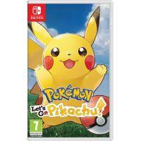 Pokémon: Let's Go, Pikachu! (Nintendo Switch)