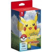 Pokémon: Let's Go, Pikachu! (Nintendo Switch) + Poké Ball Plus