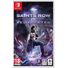 Saints Row IV: Re-Elected (русская версия) (Nintendo Switch)