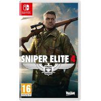 Sniper Elite 4 (русская версия) (Nintendo Switch)