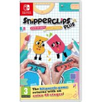 Snipperclips Plus - Cut it out, together! (Nintendo Switch)