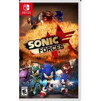 Sonic Forces (русская версия) (Nintendo Switch)