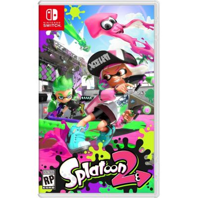 Splatoon 2 (русская версия) (Nintendo Switch)