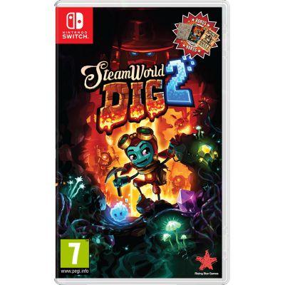 SteamWorld Dig 2 (русская версия) (Nintendo Switch)