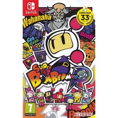 Super Bomberman R (Nintendo Switch)