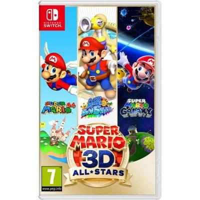 Super Mario 3D All-Stars (русская версия) (Nintendo Switch)