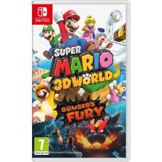 Super Mario 3D World + Bowser's Fury (русская версия) (Nintendo Switch)
