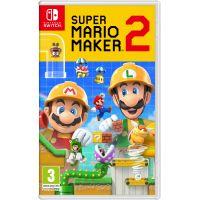 Super Mario Maker 2 (русская версия) (Nintendo Switch)