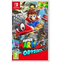 Super Mario Odyssey (русская версия) (Nintendo Switch)