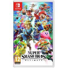 Super Smash Bros. Ultimate (русская версия) (Nintendo Switch)
