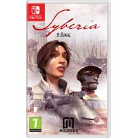 Syberia (русская версия) (Nintendo Switch)