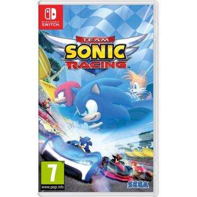 Team Sonic Racing (русская версия) (Nintendo Switch)