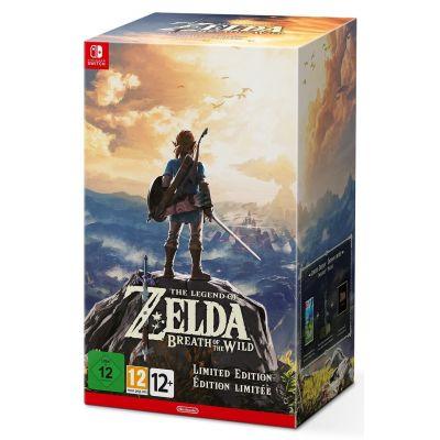 The Legend of Zelda: Breath of the Wild Limited Edition (русская версия) (Nintendo Switch)