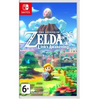 The Legend of Zelda: Link's Awakening (русская версия) (Nintendo Switch)