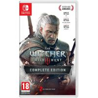 The Witcher 3: Wild Hunt Complete Edition (английская версия) (Nintendo Switch)