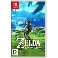 The Legend of Zelda: Breath of the Wild (русская версия) (Nintendo Switch)