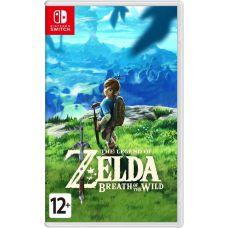 The Legend of Zelda: Breath of the Wild (русская версия) (Nintendo Switch)