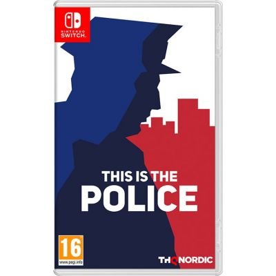 This Is the Police (русская версия) (Nintendo Switch)